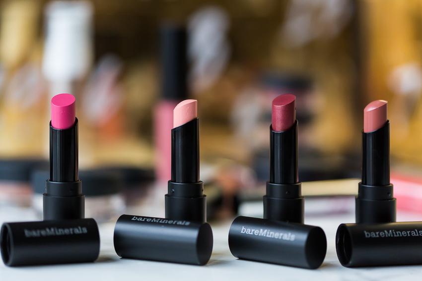 bareMinerals Adventskalender Lippenstifte