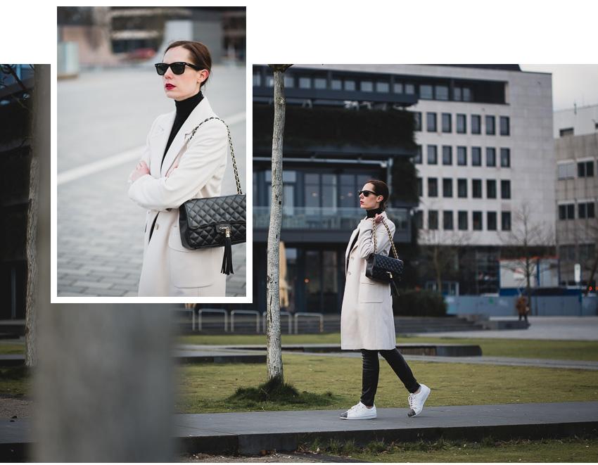Business Outfit für kühle Tage