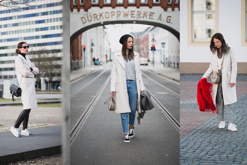 Hellen Mantel kombinieren: Styling Ideen für jede Jahreszeit
