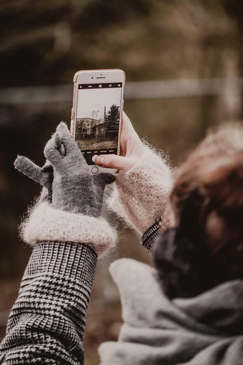 Instagram Stories aufnehmen, speichern und verschönern
