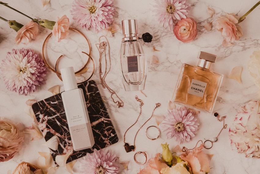 individuelle Düfte für den Frühling und den Sommer - Parfüm für Damen