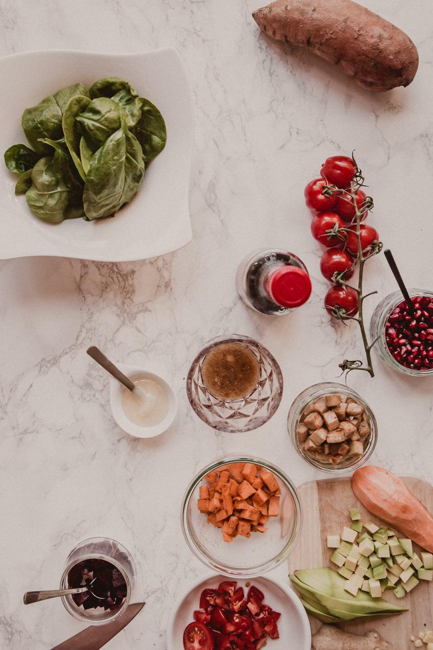 Poke Bowl Rezept zum Selbermachen: vegan, glutenfrei, gesund