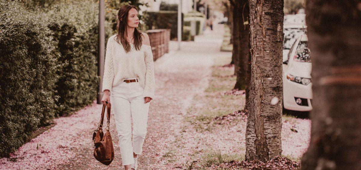 Weiße Jeans Kombinieren Outfit Tipps Und Stylingideen Für Weiße