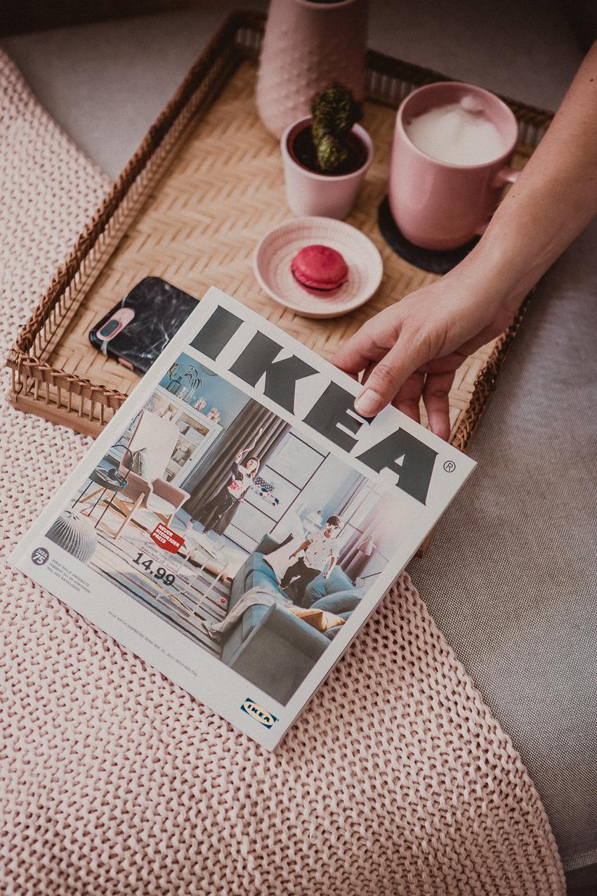 der neue ikea katalog 2019 highlights und angebote zum 75 geburtstag von ikea rosegold marble. Black Bedroom Furniture Sets. Home Design Ideas