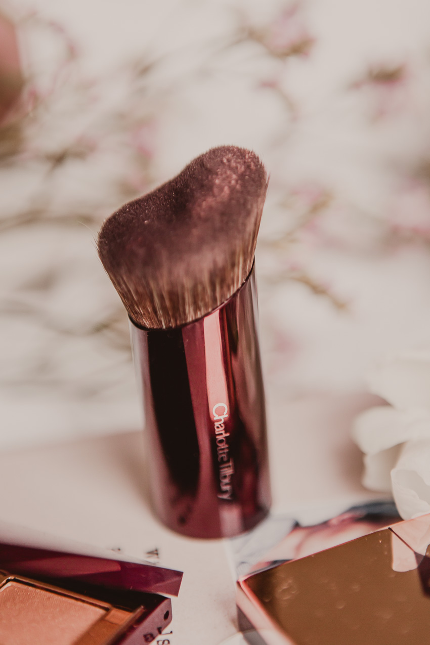 Charlotte Tilbury Cheek Brush Pretty You Glow Filter Set
