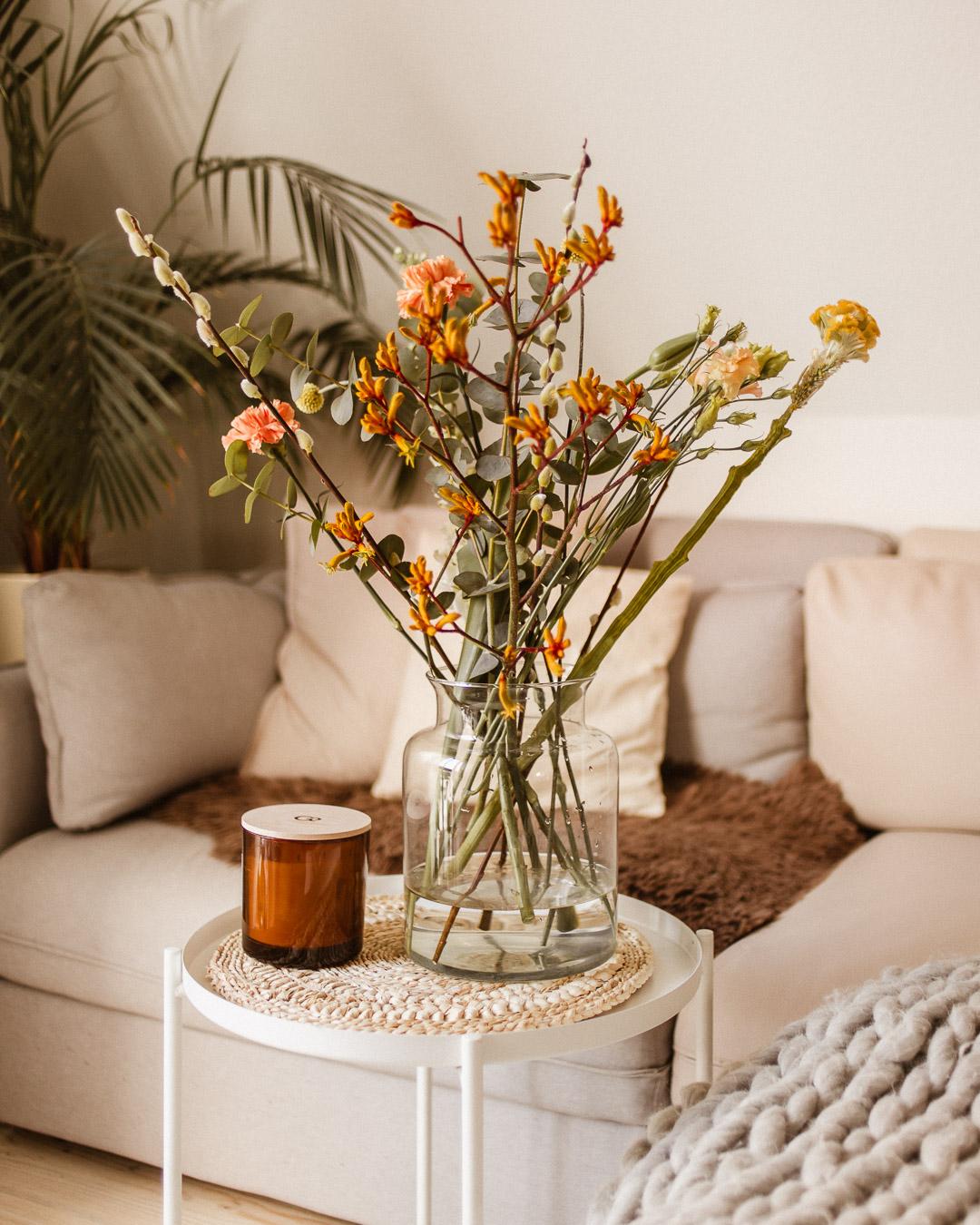 Blümchen Bielefeld Blumen zum Selberstecken Blumenstrauß